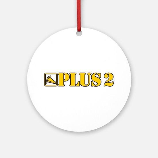 AutoX Plus 2 Ornament (Round)
