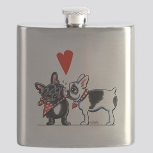 French Kiss Flask