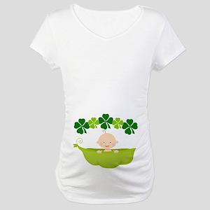 St Patricks Irish Baby Maternity T-Shirt