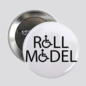 "Roll Model 2.25"" Button"