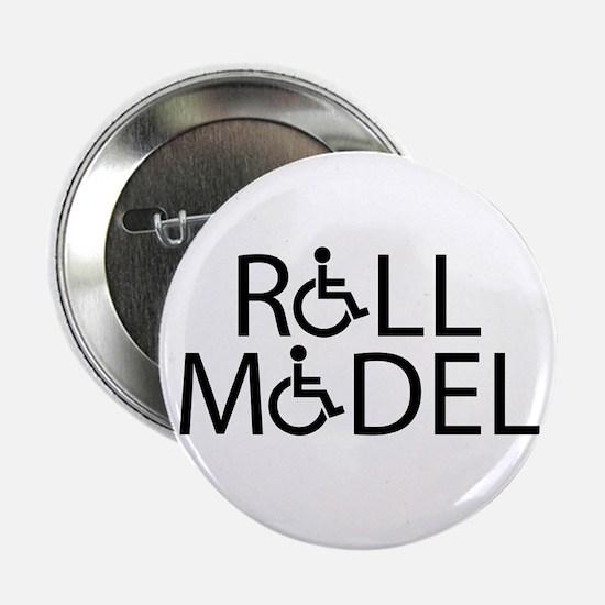 "Roll Model 2.25"" Button"
