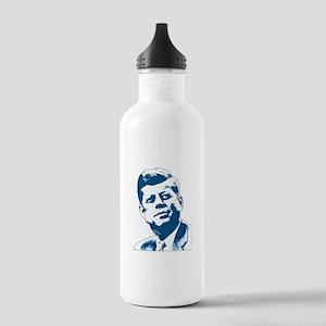 John F Kennedy Tribute Stainless Water Bottle 1.0L