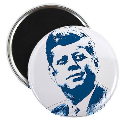 John F Kennedy Tribute Magnet