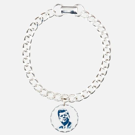 John F Kennedy Tribute Bracelet