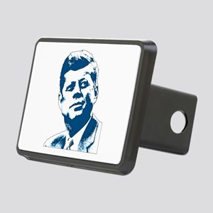 John F Kennedy Tribute Rectangular Hitch Cover