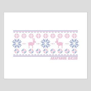 Arapahoe Basin Fireside Sweater Small Poster