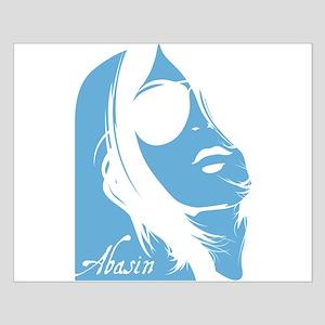 Arapahoe Basin Lady Small Poster
