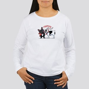 French Kiss Women's Long Sleeve T-Shirt