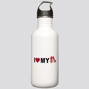 I love my shoes Stainless Water Bottle 1.0L