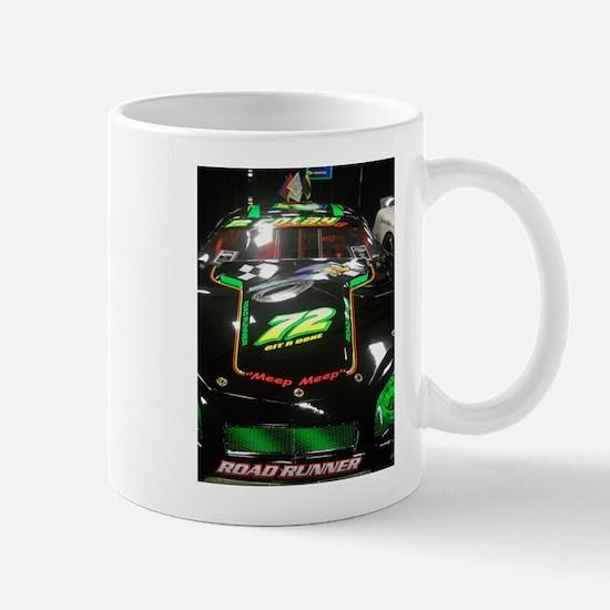 Meep Meep Racing Car Mug