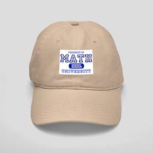 Math University Cap