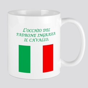 Italian Proverb Business Owner Mug