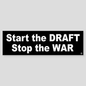 Start the Draft, Stop the war.