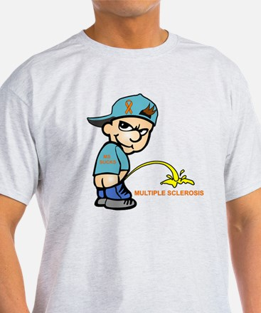 Piss on MS T-Shirt