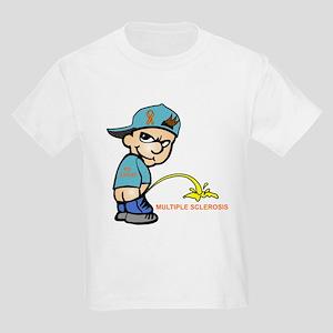 Piss on MS Kids Light T-Shirt