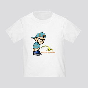 Piss on MS Toddler T-Shirt