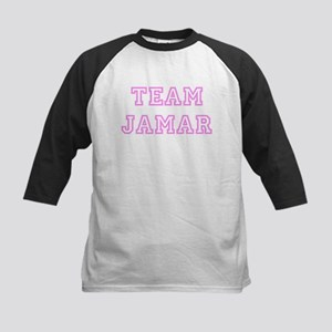 Pink team Jamar Kids Baseball Jersey