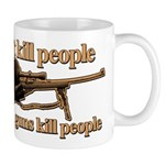 MONKEYS WITH GUNS... Mug