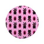Pink Cat Paw Pattern 3.5