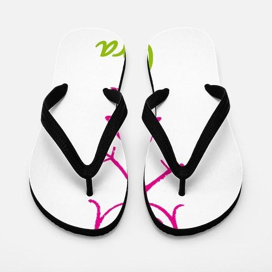 Cora-cute-stick-girl.png Flip Flops