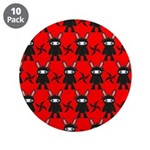 Red Black Ninja Bunny 3.5