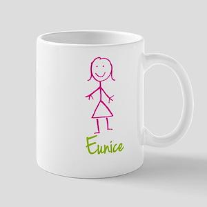 Eunice-cute-stick-girl Mug