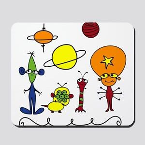 Out of This World Mousepad