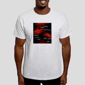 Ode on a Grecian Urn Light T-Shirt