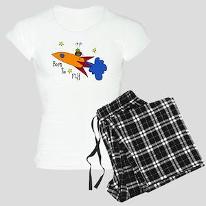 Born to Fly Women's Light Pajamas