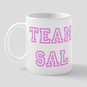 Pink team Sal Mug