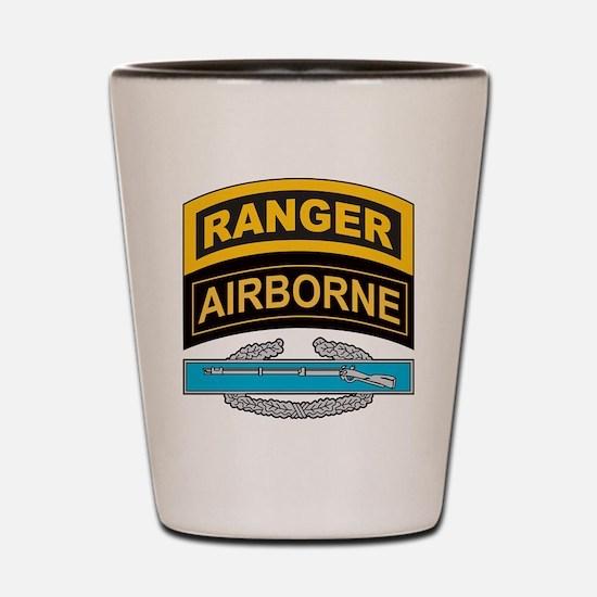Unique Ranger Shot Glass
