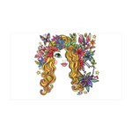Pretty Face 1 35x21 Wall Decal