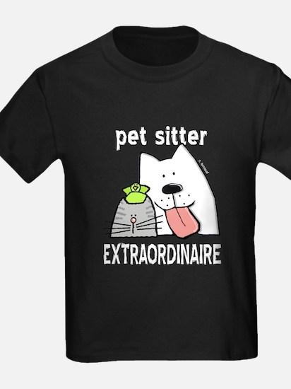 Pet Sitter Extraordinaire T