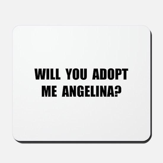 Adopt Me Angelina Mousepad