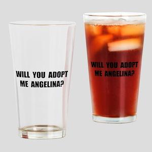 Adopt Me Angelina Drinking Glass