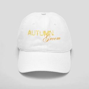 Autumn Groom Cap