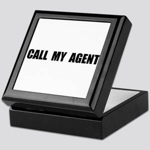 Call My Agent Keepsake Box