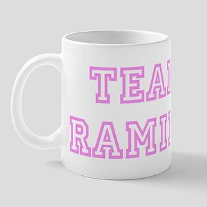Pink team Ramiro Mug