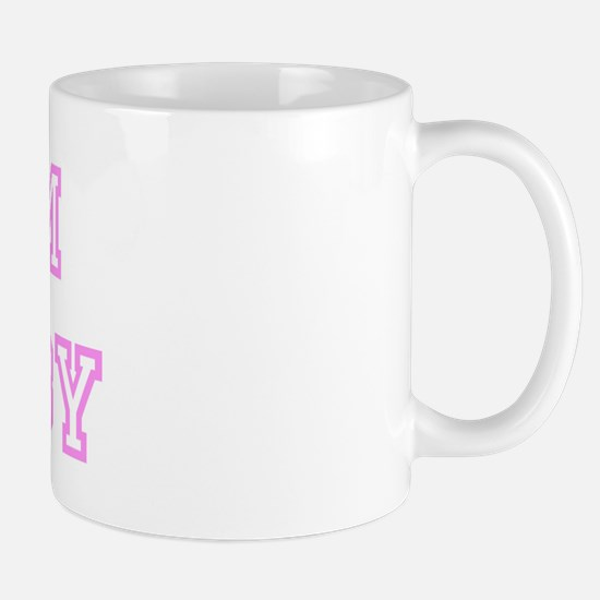 Pink team Jacoby Mug