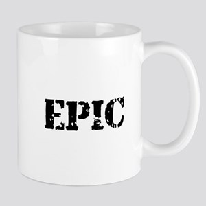 Distressed Epic Mug