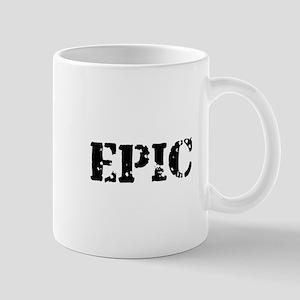 Distressed Epic Mug