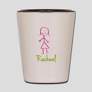 Rachael-cute-stick-girl.png Shot Glass