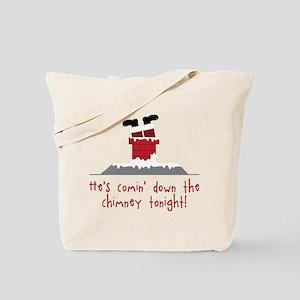 Tonight Tote Bag