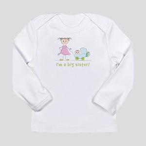 Lolli_BigSis_bBro_w Long Sleeve T-Shirt