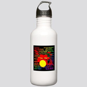 drum and drummer Stainless Water Bottle 1.0L