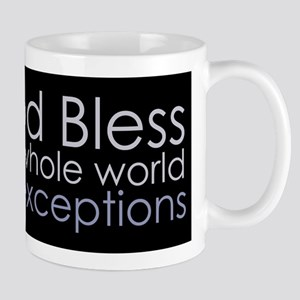 God Bless the Whole World Mug