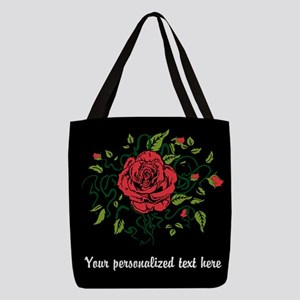 Personalized Polyester Tote Bag
