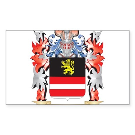 Weinbrenn Coat of Arms - Family Crest Sticker