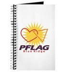 PFLAG Blue Ridge Logo Journal