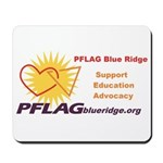 PFLAG Blue Ridge Mousepad